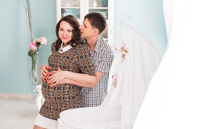 láska k těhotné