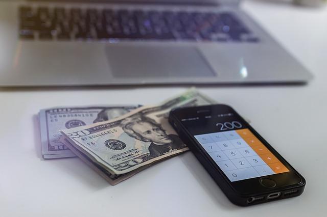kalkulačka v mobilu